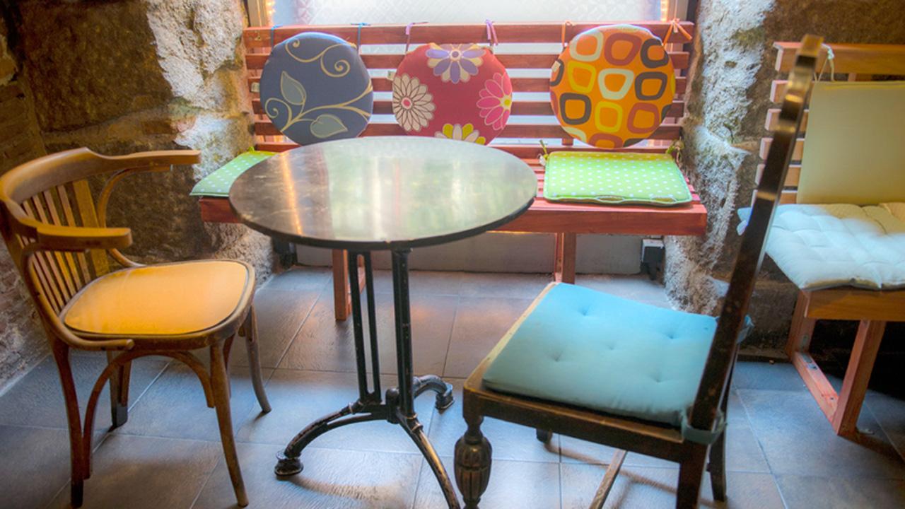 El café sin nombre. Cafeterías con encanto en Madrid